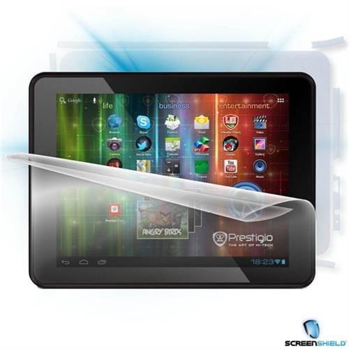 ScreenShield ochranná fólia na displej a zadný kryt pre PRESTIGIO Multipad PMP5580C DUO, priehľadná PRE-PMP5580-B