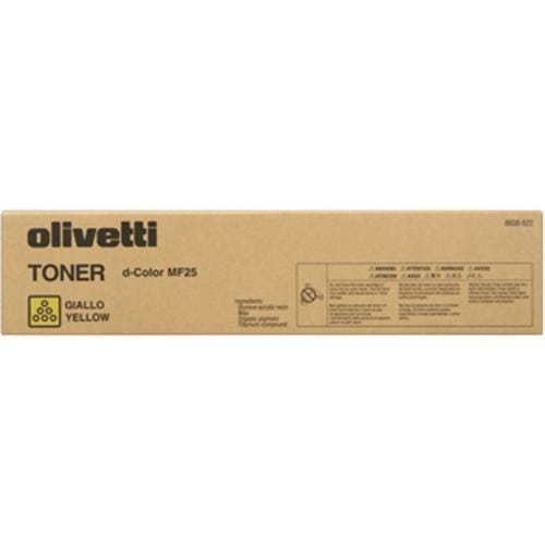 Toner OLIVETTI B0534 d-Color MF 25 yellow