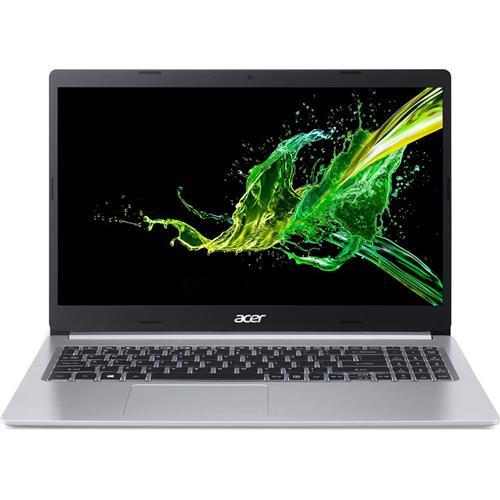 Acer Aspire 5 - 15,6''/i5-8265U/2*4G/512SSD/MX250/W10 strieborný NX.HFREC.001