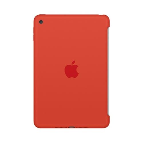 Apple iPad mini 4 Silicone Case Orange MLD42ZM/A