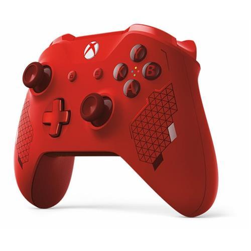 XBOX ONE - Bezdrôtový ovládač Xbox One Special Edition Sport Red WL3-00126