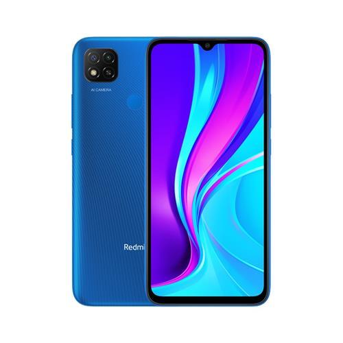 Xiaomi Redmi 9C NFC (3GB/64GB) modrá 6941059651321