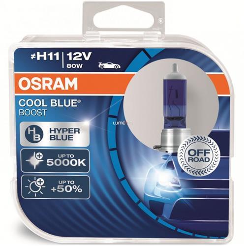 Osram Cool Blue Boost 62211CBB H11 2ks/balenie 4052899437395
