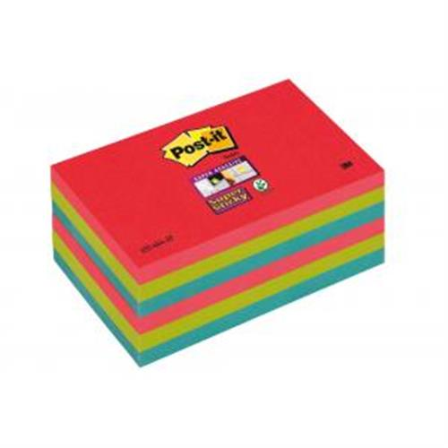 "Bločky Post-it Super Sticky ""Bora Bora"" 76x127mm MM655020"