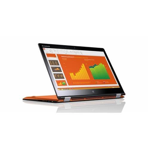 Lenovo IP YOGA-3 14.0''T-F/i7-5500U/4G/128/W8.1, orange 80JH00BHCK