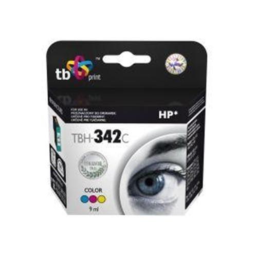 Alternatívna kazeta TB kompat. s HP C9361EE (No.342) Color TBH-342C