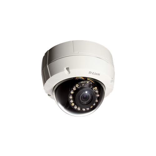 IP kamera D-Link DCS-6511 Mpix denná/nočná Dome kamera s PoE DCS-6511/E