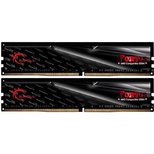 G.Skill FORTIS (pre AMD) DDR4 16GB (2x8GB) 2400MHz CL16 F4-2400C16D-16GFT