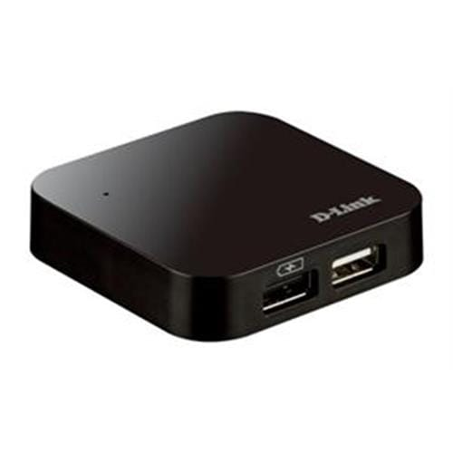 D-Link DUB-H4 USB 2.0 Hub 4-port, externý