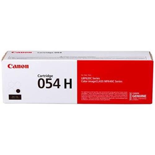 toner CANON CRG-054H black i-SENSYNS LBP621Cw, MF641Cw (3.100 str.) 3028C002