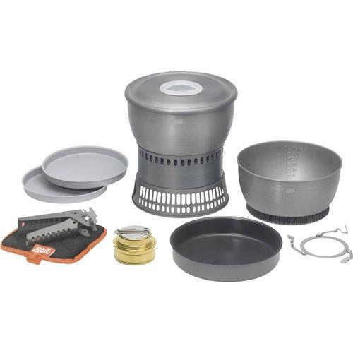 Kempingový varič Esbit Spirit cookset CS2350WN, hliník 1695568