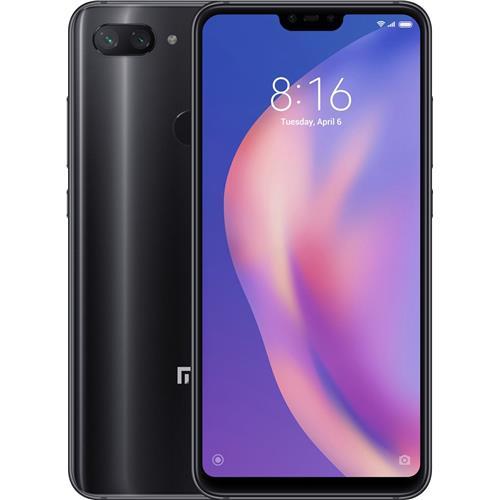 Xiaomi Mi 8 Lite (4GB/64GB) čierna 6941059614531