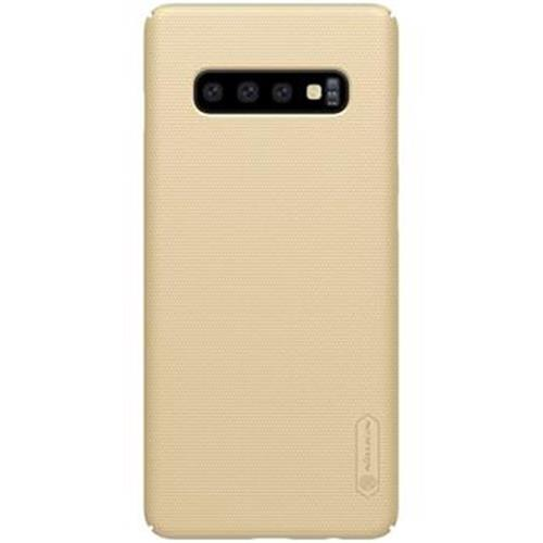 Nillkin Super Frosted Zadný Kryt Gold pre Samsung Galaxy S10+ 6902048171732