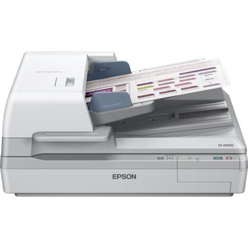 Skener EPSON WorkForce DS-60000 - A3/600x600dpi/ADF/duplex/optionNet B11B204231