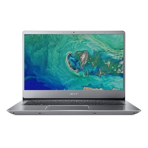 Acer Swift 3 - 14''/4417U/2*4G/256SSD/W10 strieborný NX.GXZEC.007