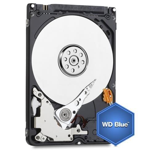 Pevný Disk WD Blue 2TB, 2,5'', 8MB, 5400RPM, SATAIII, WD20NPVZ