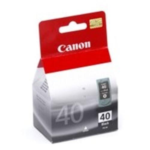 Kazeta CANON PG-40 black MP 150/160/170/180/450/460, iP 2200, MX300 0615B001