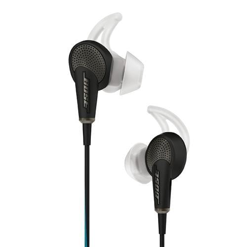 Slúchadlá BOSE QuietComfort 20 Apple, čierno-modré B0718839-0010