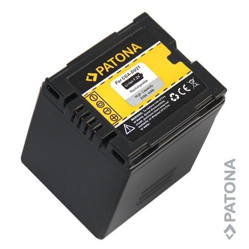 PATONA Aku Panasonic CGA-DU21 2100mAh Li-Ion PT1046