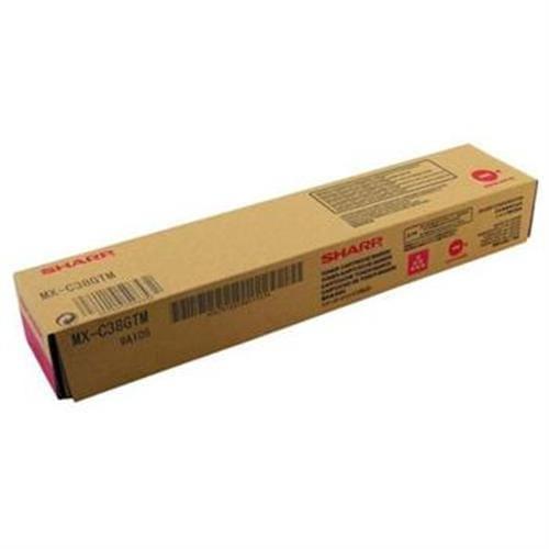 Toner SHARP MX-38GTM Magenta MX-C310/C311/C380/C381 MX-C38GTM