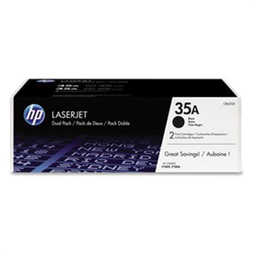 Toner HP CB435AD DualPack Čierny pre LJ P1005/P1006 (dvojité balenie)