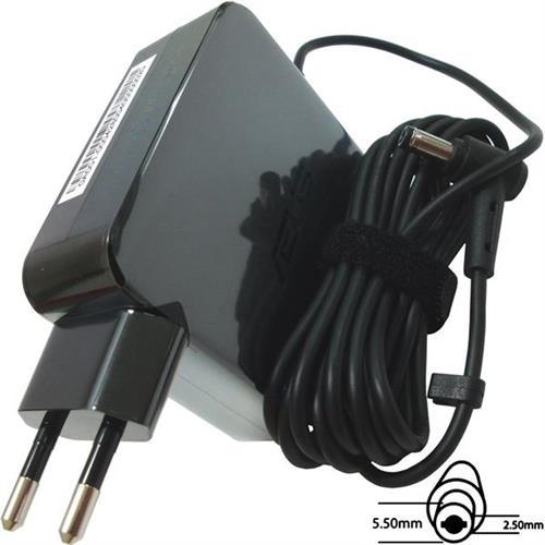 ASUS AC NAPÁJACÍ ADAPTÉR 65W 19V 2pin 5,5x2,5mm s EU plug B0A001-00042800