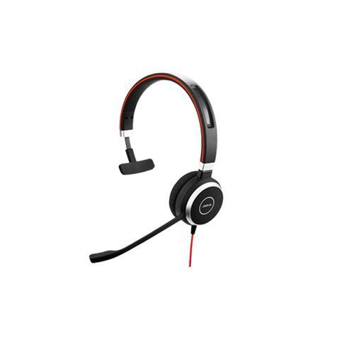 Headset Jabra Evolve 40, mono, Jack 14401-09