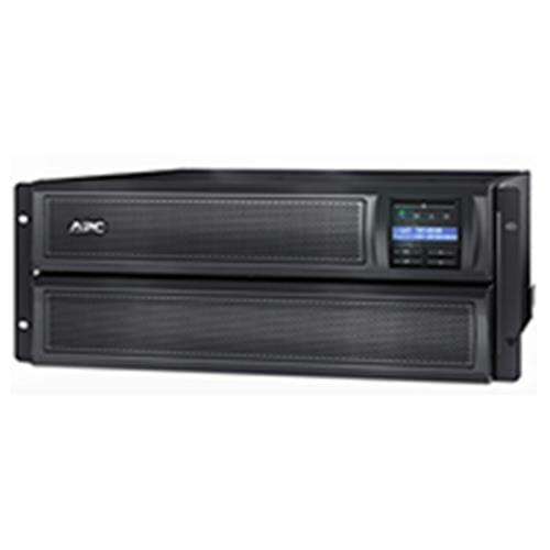 APC Smart-UPS X 3000VA Rack/Tower LCD 200-240V with Network Card SMX3000HVNC