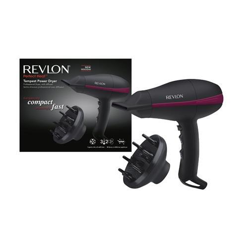 REVLON PERFECT HEAT RVDR5821 Sušič na vlasy s difuzérom a ionizátorom 520008