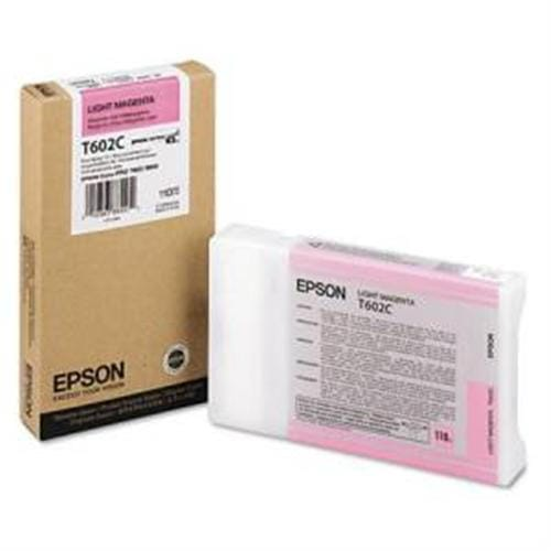 Kazeta EPSON Singlepack light magenta 110ml C13T602C00