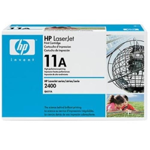 Toner HP Q6511A Black