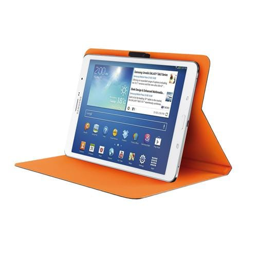 TRUST Aeroo Folio Stand for 7-8'' tablets, grey
