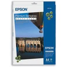 Papier EPSON S041332 Premium semi-gloss photo A4, 20ks