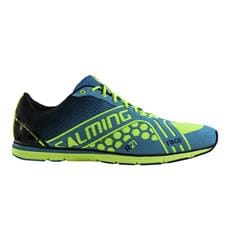 SALMING Race Shoe Men Yellow/Blue 12 UK