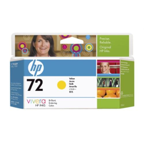 Kazeta HP HPC9373A No. 72, Yellow, 130 ml, Vivera