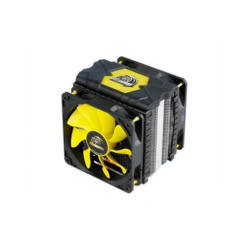 AKASA chladič CPU - Voodoo AK-CC4008HP01V2