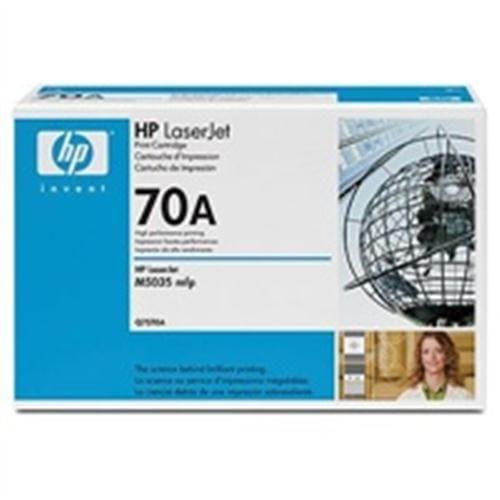 Toner HP Q7570A Black Print Cartridge LJ M5025mfp/M5035mfp,15,000