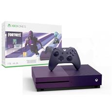 f15cfc525 XBOX ONE S 1 TB + Fortnite Battle Royale Special Edition (Violet Colour)