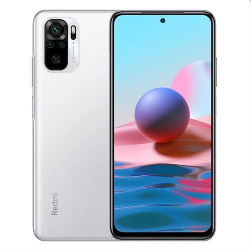 Xiaomi Redmi Note 10 4/128GB Dual SIM White 6934177735660