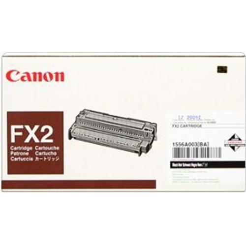 Toner CANON FX-2 fax L500/600 1556A003