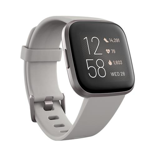 Fitbit Versa 2 (NFC) - Stone/Mist Grey FB507GYSR