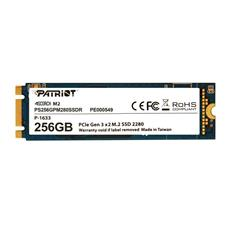 SSD 256GB PATRIOT Scorch M.2 2280 PCIe
