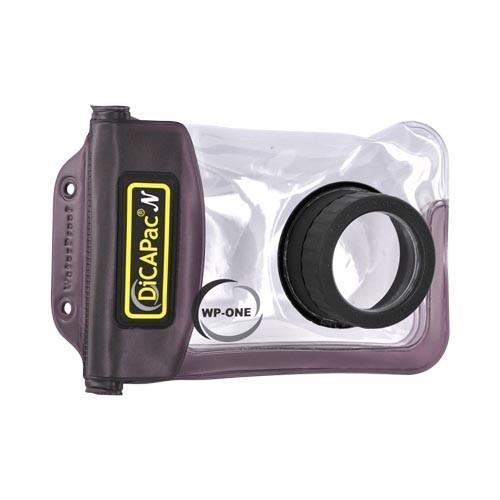 Podvodné puzdro DiCAPac WP-ONE pre kompaktné fotoaparáty s externým zoomom