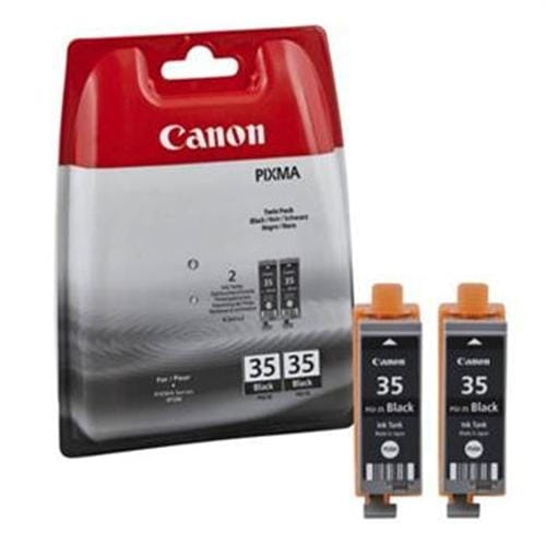 Kazeta CANON PGI-35BK black TWIN PIXMA iP100 (2ks) 1509B012