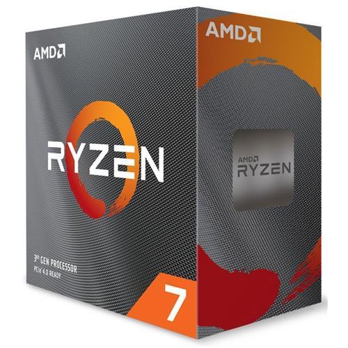 CPU AMD Ryzen 7 3800XT 8core (3,9GHz) 100-100000279WOF