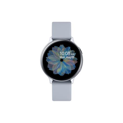 SAMSUNG Galaxy Watch Active 2 R830 Aluminium 40mm Silver SM R830NZSAXEZ