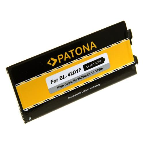 PATONA batéria pre mobilný telefón LG G5 2800mAh 3.7V Li-Ion BL-42D1F PT3155