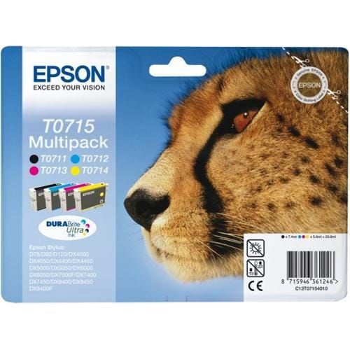Kazeta EPSON S D120,DX4450,DX7450,DX8450,DX9400 all color