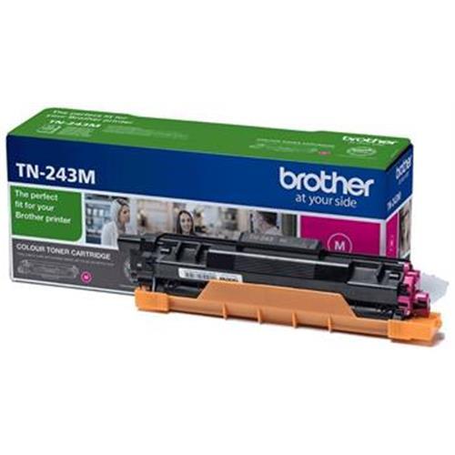 toner BROTHER TN-243 Magenta HL-L3210CW/L3270CDW, DCP-L3510CDW/L3550CDW, MFC-L3730CDN/L3770CDW TN243M