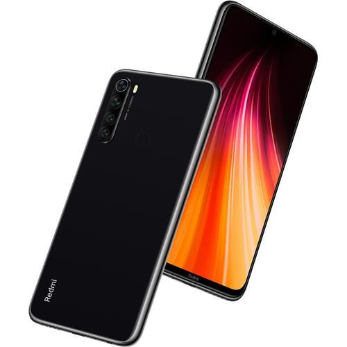 Xiaomi Redmi Note 8 (4/128GB) čierna 6941059635598